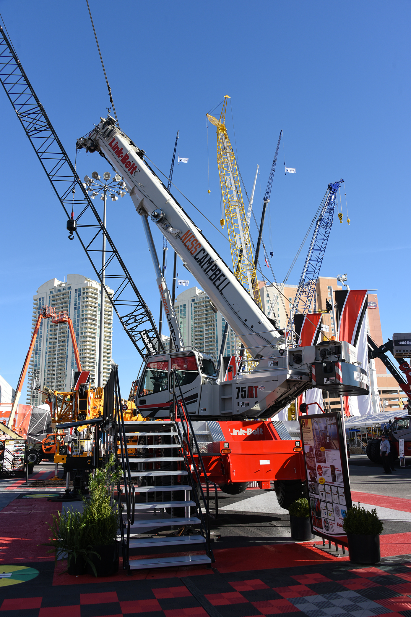75 RT   Link-Belt Cranes