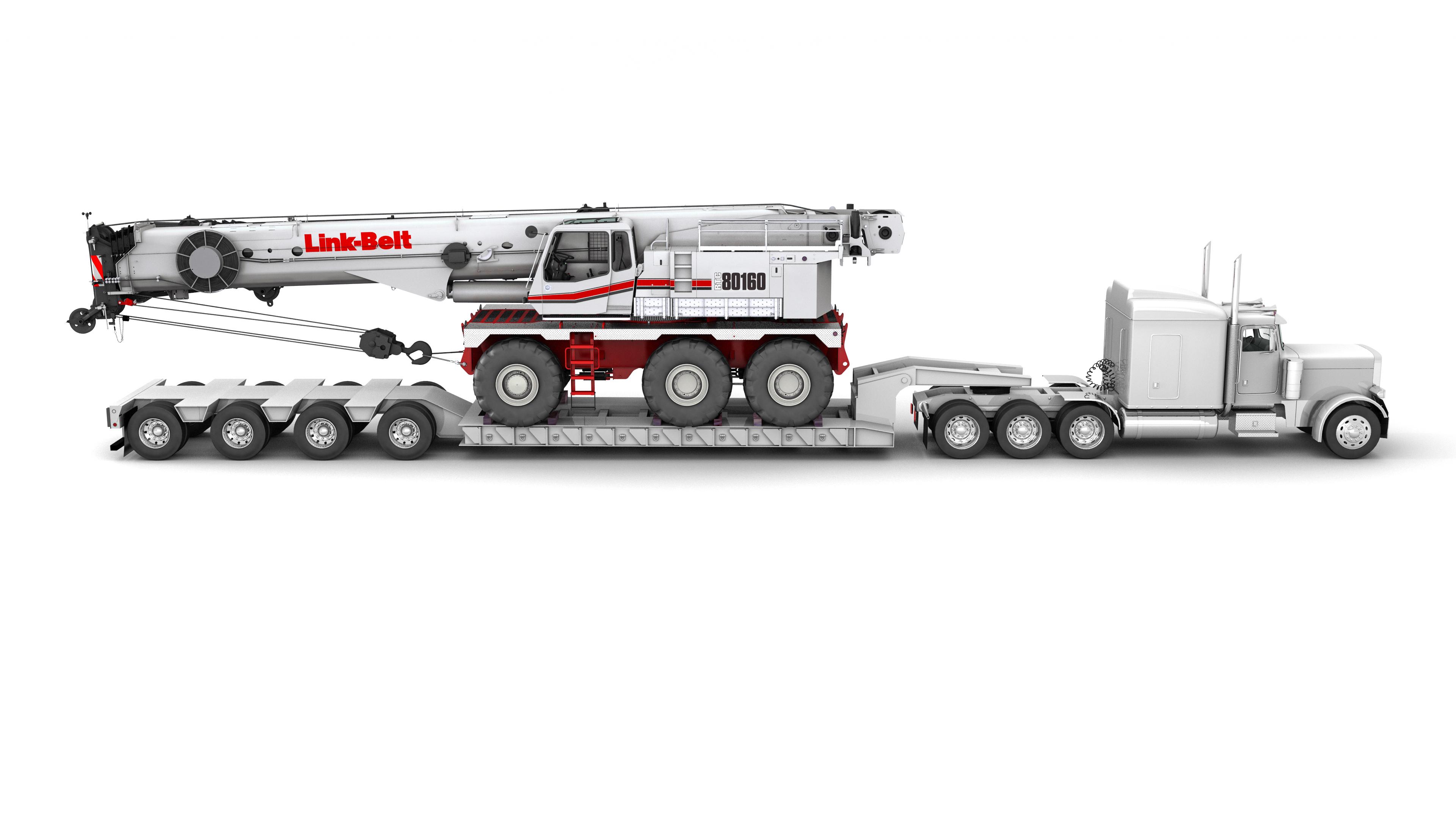 link belt crane service manual