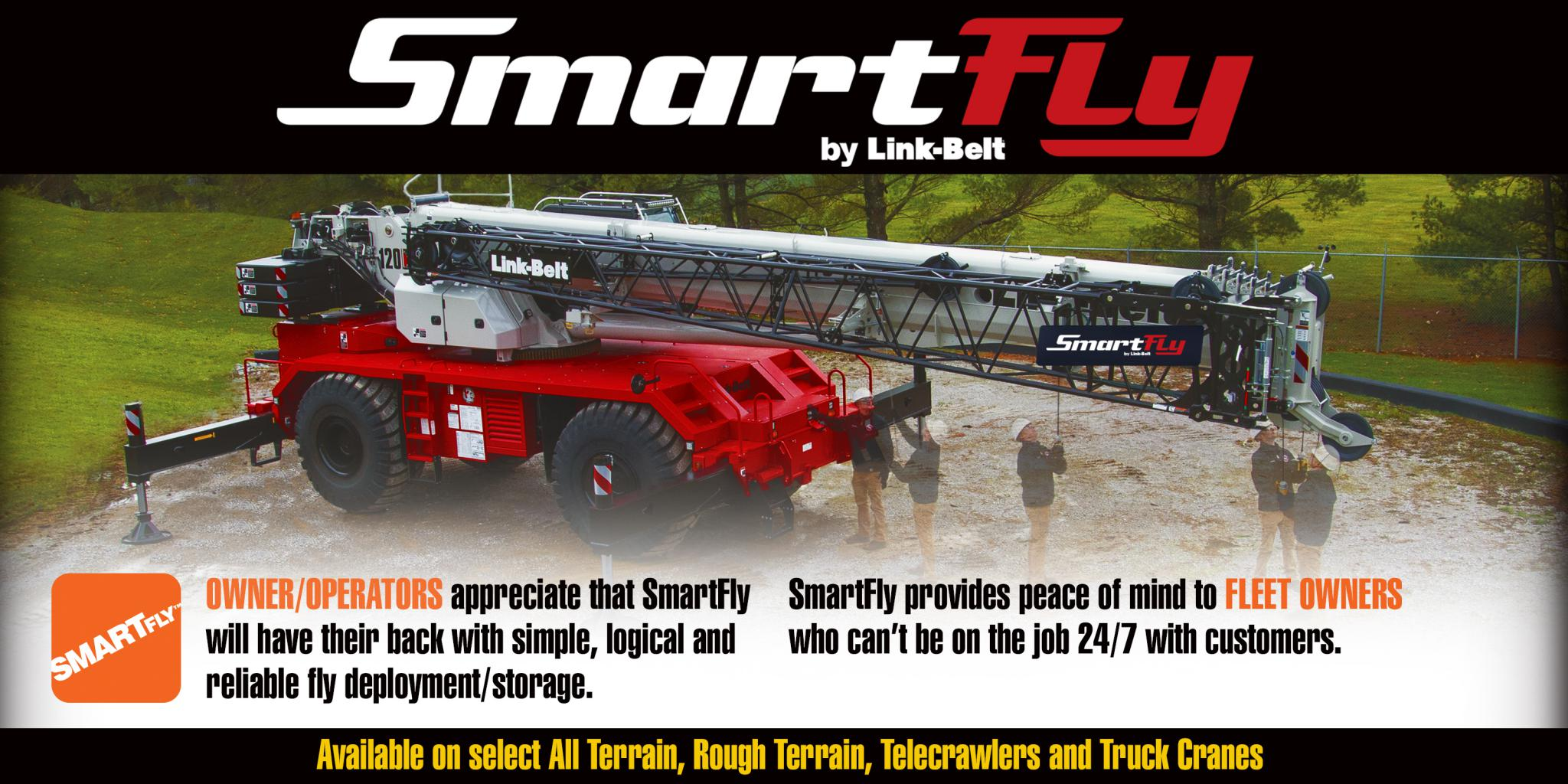 Link-Belt SmartFly